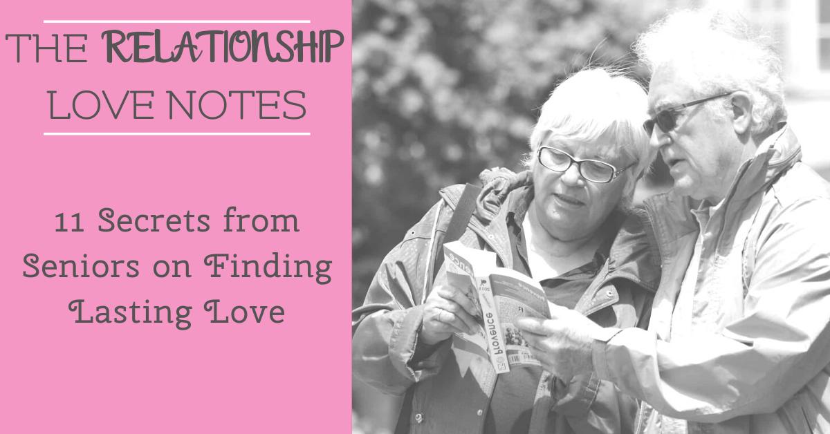 11 Secrets from Seniors on Finding Lasting Love